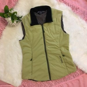 Arc'teryx Light Green Vest